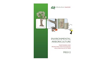 AA MIS312 Environmental Arboriculture