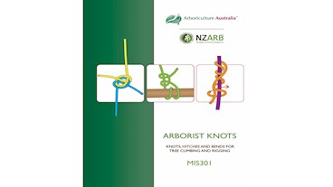 AA MIS301 - 2nd Ed. Arborist Knots